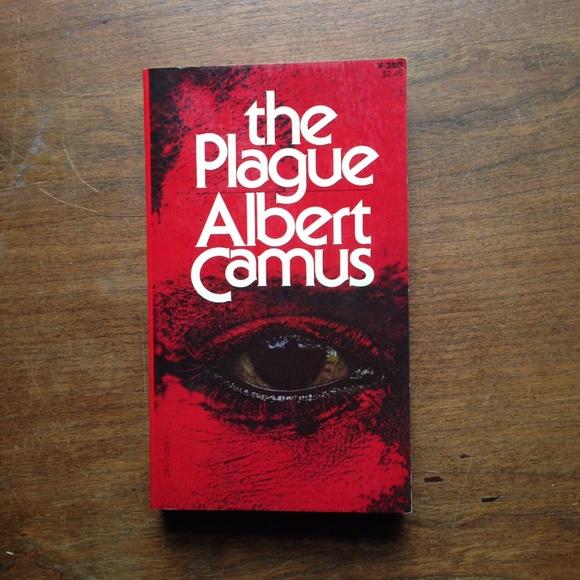 "Vintage Other - Albert Camus ""The Plague"""